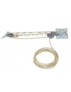 Kit Wandbefestigung Muscle x3 mit Zugkraftverstärker