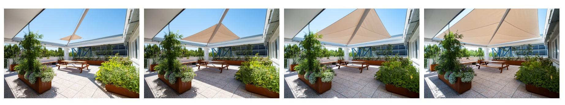 cor sonnensegel beschattung terrasse